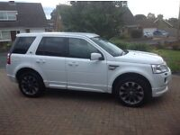 Land Rover freelander 2 gs with body kit