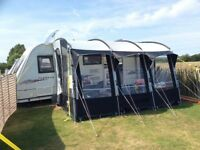 ROYAL Wessex 390 caravan prch awning