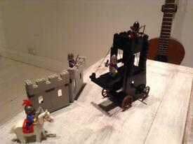 Lego castle siege tower set 6061 for sale