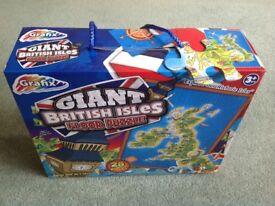 Giant Floor Puzzle British Isles