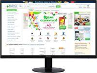 Acer SA270bid 27 inch Full HD IPS LED Backlit Monitor