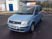 Fiat Panda 2009, 12 months MOT, 3 months warranty, 1.1 petrol. Ideal first car.