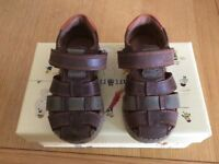 2 pairs of boy's sandals