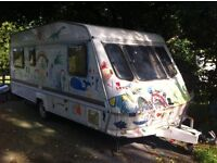 Elddis Caravan 6 Berth