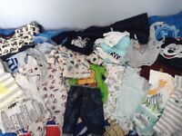 Boys 0-3 month summer bundle great condition