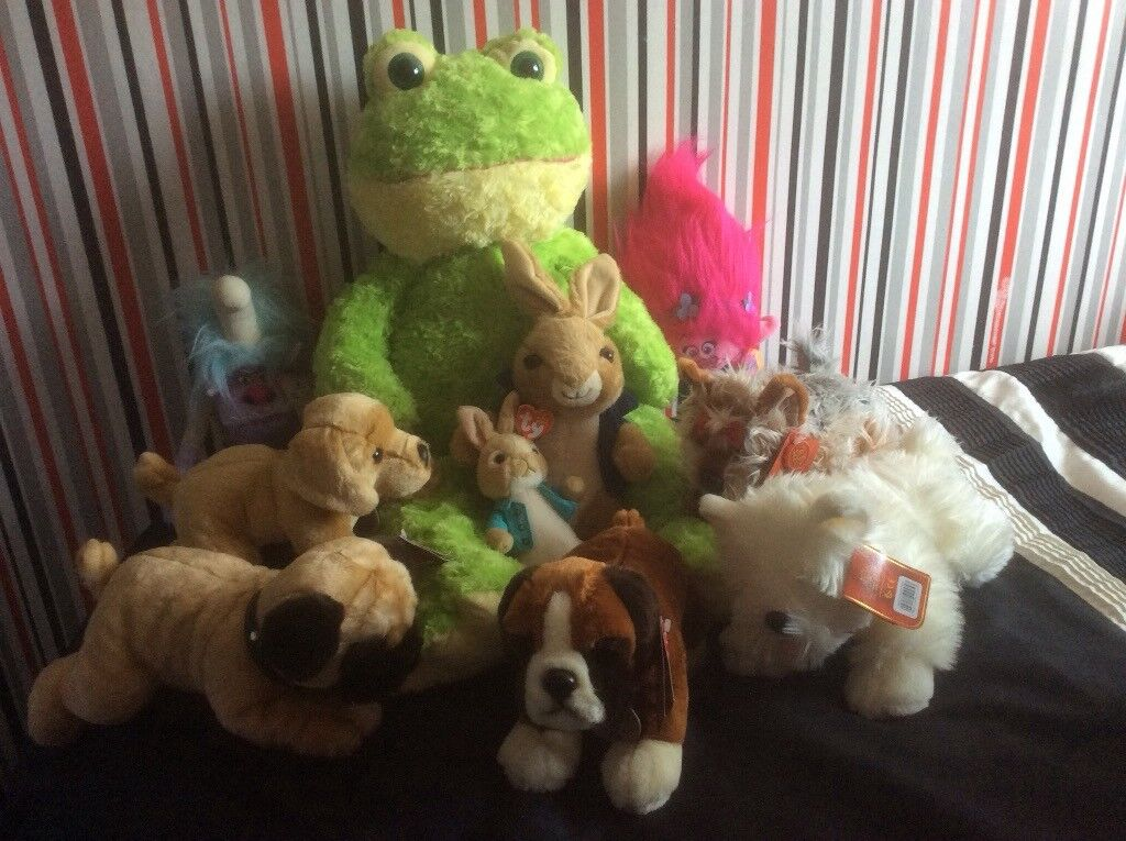Bundle of Cuddly Toys | in Chelmsley Wood, West Midlands | Gumtree