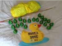 Hook a Duck Set