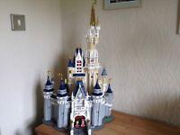 Fabulous lego Disney castle.