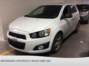 2014 CHEVROLET SONIC 5 TOIT MAGS TRES BEAU LOOK