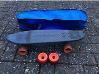 Penny-style Skateboard + Extras