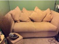 DFS Double Sofa Bed , used 3 times ...practically brand new !!