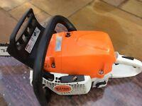 Stihl Chain Saw MS 391