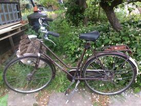 Kaptein Dutch bike