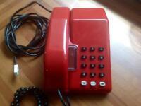 1980s BT telephone