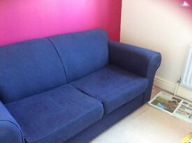 Metal Action sofa bed in good condition ..