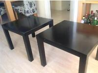 2 x Side Tables from Ikea