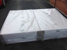 King size divan bed base - brand new !