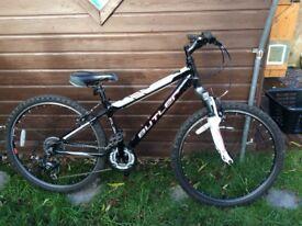 "Boys Claud Butler Mountain bike, 14"" frame, 26"" wheels"
