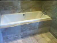 bathroom installation, wall and floor tiling/general property sevices