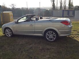 Astra Twintop ( LOW MILES )