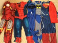 Boys dress up costumes 5-6 years