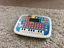 Toddler toy laptop