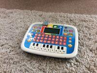 Toddler toy laptop