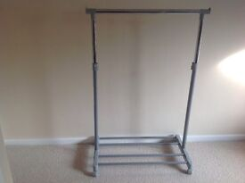 Hanging Racks. Three good quality racks together or separate.