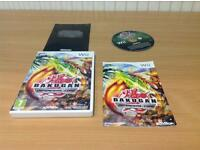 NINTENDO WII BAKUGAN - DEFENDERS OF THE CORE- VERY GOOD CONDITION.