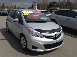 2014 Toyota Yaris LE - Ultra Low Mileage! ONLY $122 BIWEEKLY 0 D