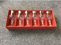 6 longchamp glasses