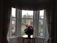 Linen Curtains Fully Lined Laura Ashley Fabric
