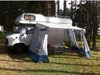 Fiat Ducato Elddis Autoquest 270......with every extra you need,
