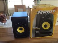 Guitar/Karaoke equipment plus various leads, monitor, portable hard drive loaded with virtual DJ
