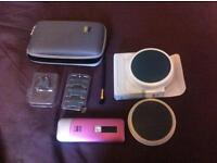 No No Laser Hair Removal System £100 & Bundle of Accessories - Brand New Worth £280+