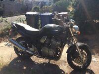 Suzuki bandit, for repairs, few parts needed