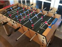Table Football, excellent condition paid £120 new