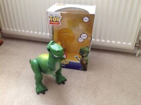 Toy story - collectors toys with certificates and boxes