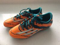 Messi Adidas Football Boots - Size 7.5