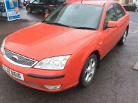 FORD MONDEO EDGE 130 TDCi FULL MOT