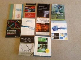 Marketing and Management University Textbooks