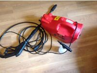 Pressure washer good working order with bottle for car wash ect