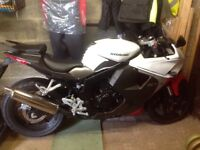 125 HYOSUNG FOR SALE