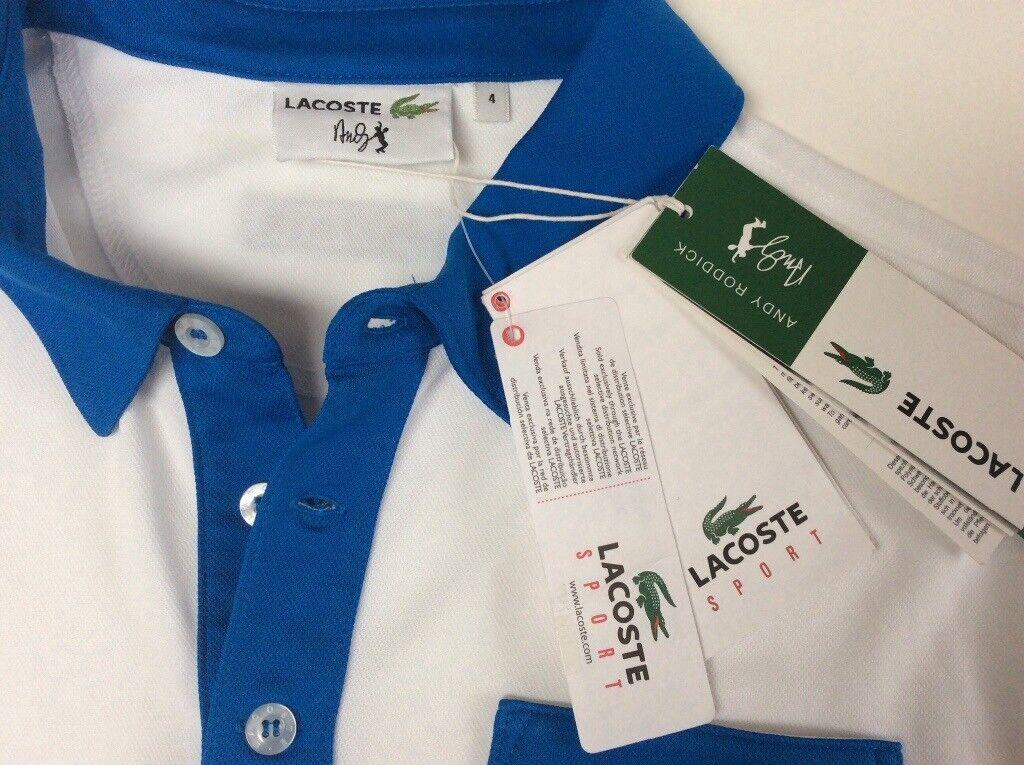 Lacoste Polo men - Brand new !