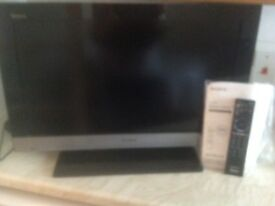 Sony Bravia 26inch TV, excellent condition, reason for sale have just brought a larger Sony.