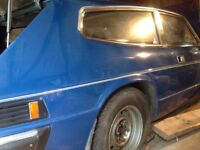 RARE 1979 RELIANT SCIMITAR GTE (20 YEARS DRY STORED) RESTORATION
