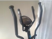 for sale domyos cross trainer