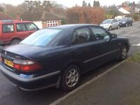 Mazda 626 for sale. Good runner with Mot running out Nov . Good tyres all round