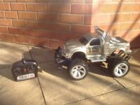 Remote Control Car - Nikki Ford Thunder F-150 - 1:10 Scale