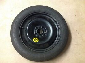 Ford Focus C-Max Grand C-max ST RS Space Saver Spare Wheel
